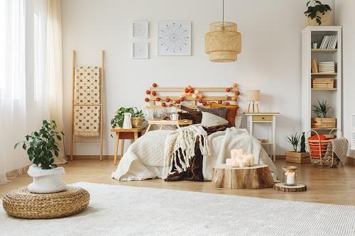 tapis en laine sur mesure