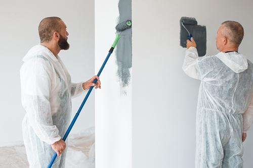 un professionnel de la peinture